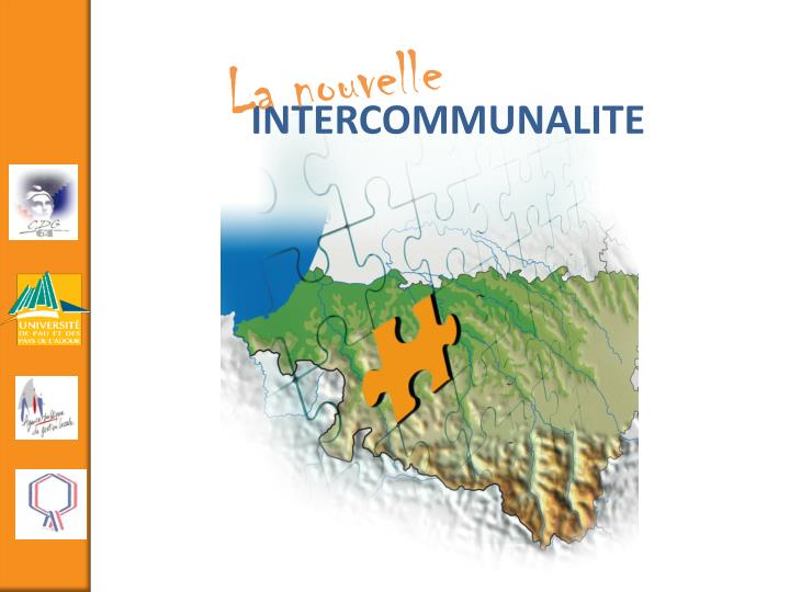 intercommunalite