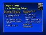 chapter three a networking primer1