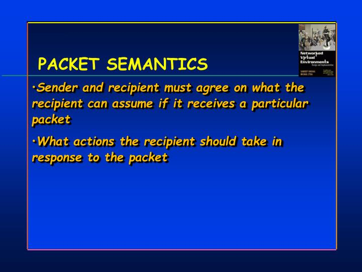 PACKET SEMANTICS