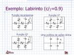 exemplo labirinto c 0 9