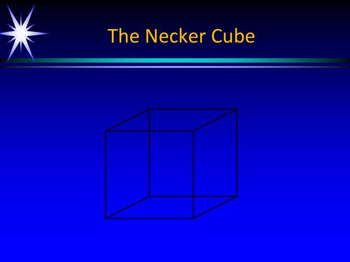 The Necker Cube