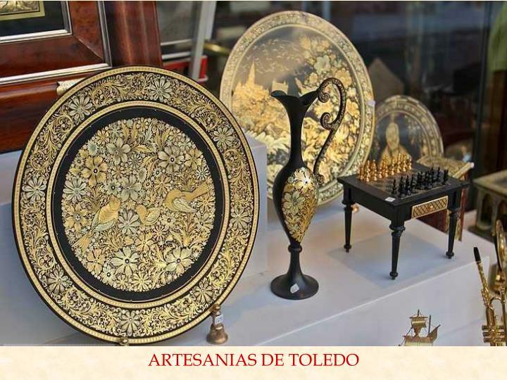 ARTESANIAS DE TOLEDO