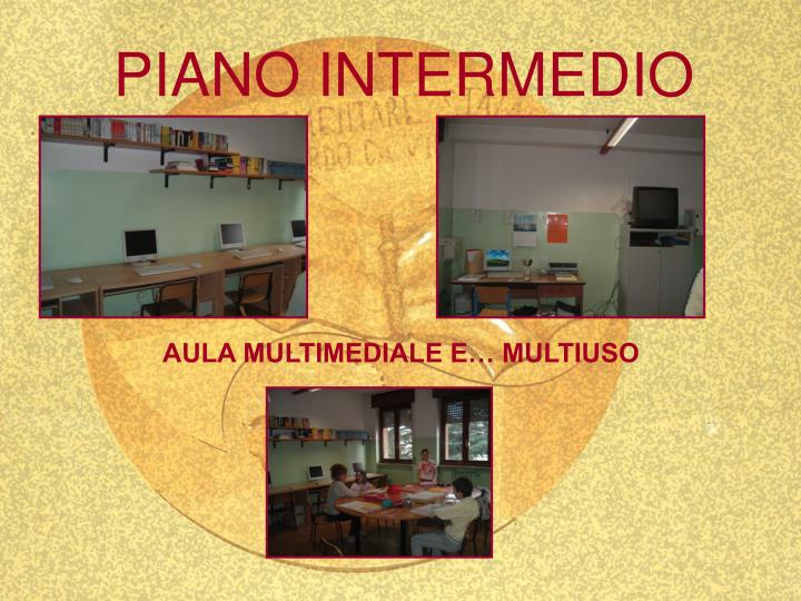 PIANO INTERMEDIO