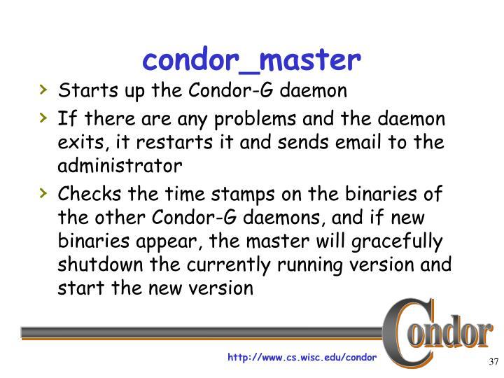 condor_master