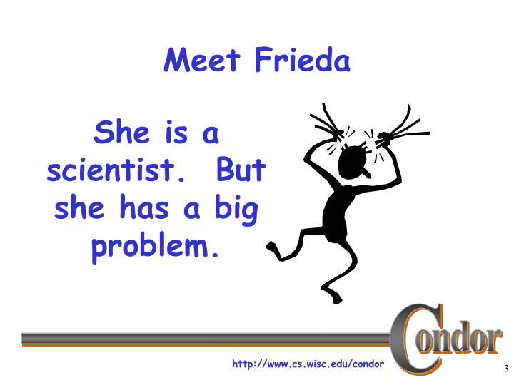 Meet Frieda