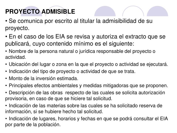 PROYECTO ADMISIBLE