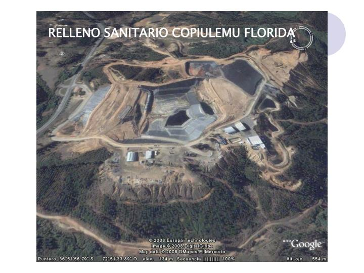 RELLENO SANITARIO COPIULEMU FLORIDA