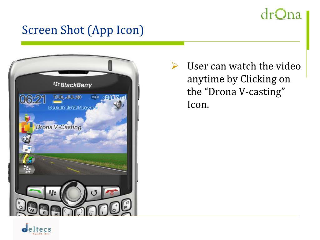 Screen Shot (App Icon)