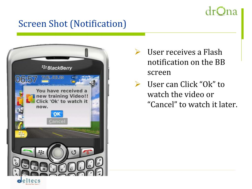 Screen Shot (Notification)
