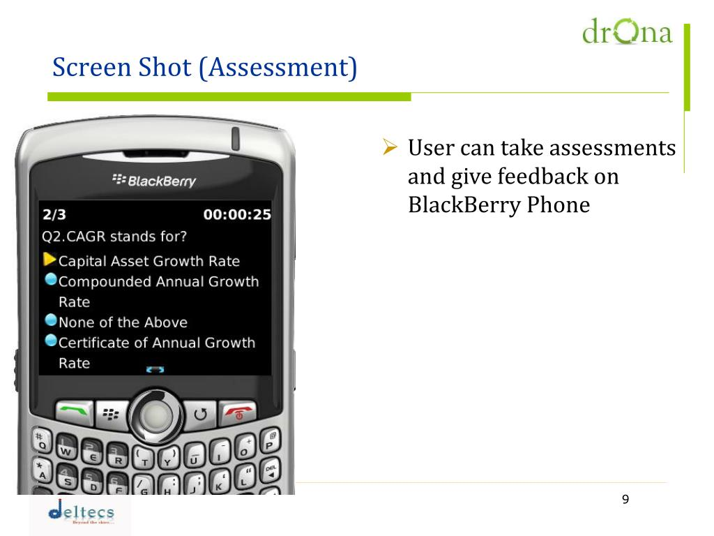 Screen Shot (Assessment)