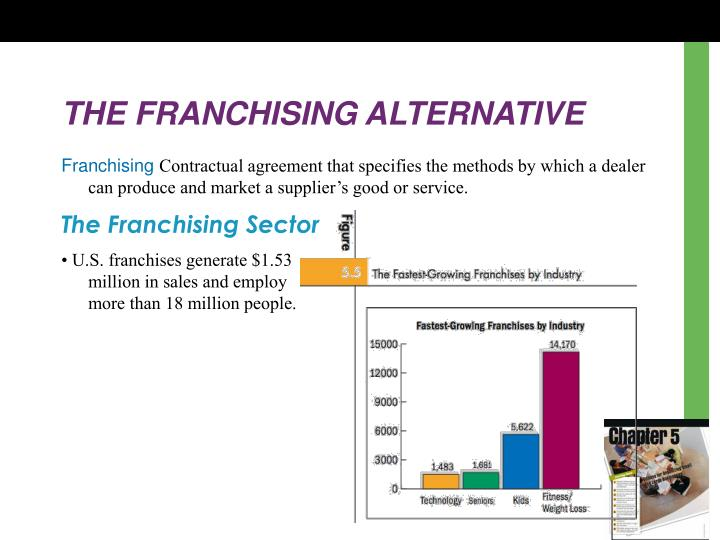 THE FRANCHISING ALTERNATIVE