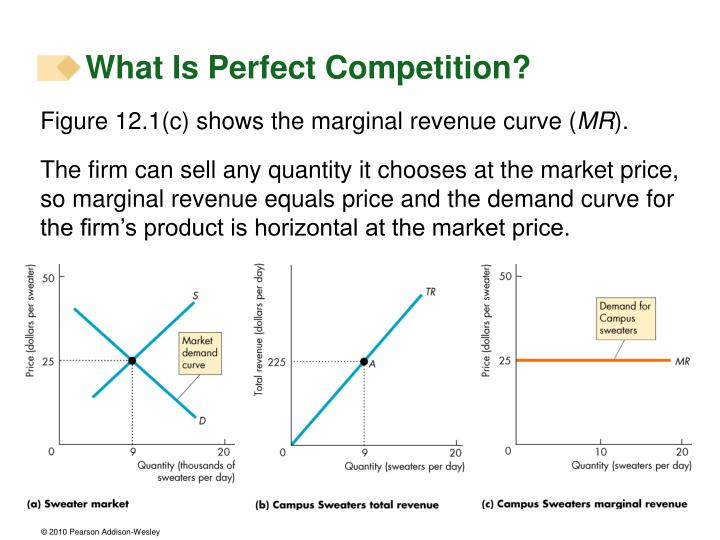 What Is Perfect Competition?