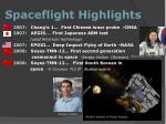spaceflight highlights11