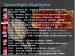 spaceflight highlights4