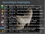 spaceflight highlights5
