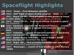 spaceflight highlights8