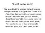 guest resources