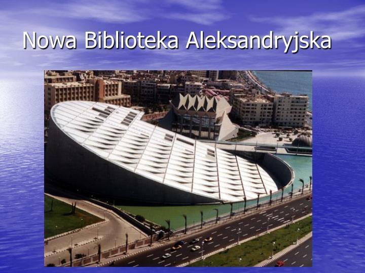 Nowa Biblioteka Aleksandryjska