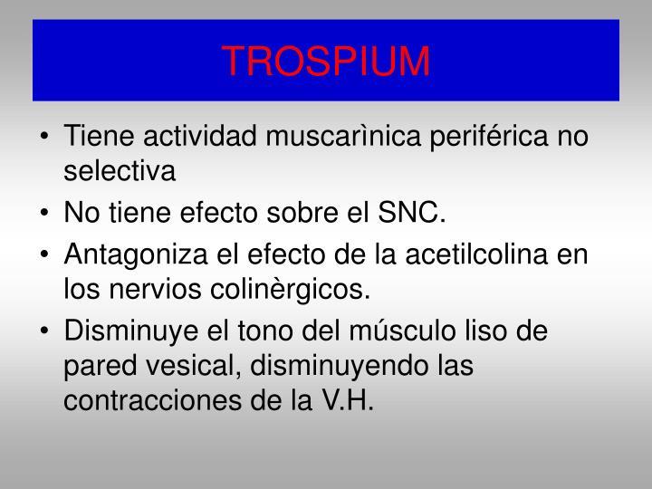 TROSPIUM