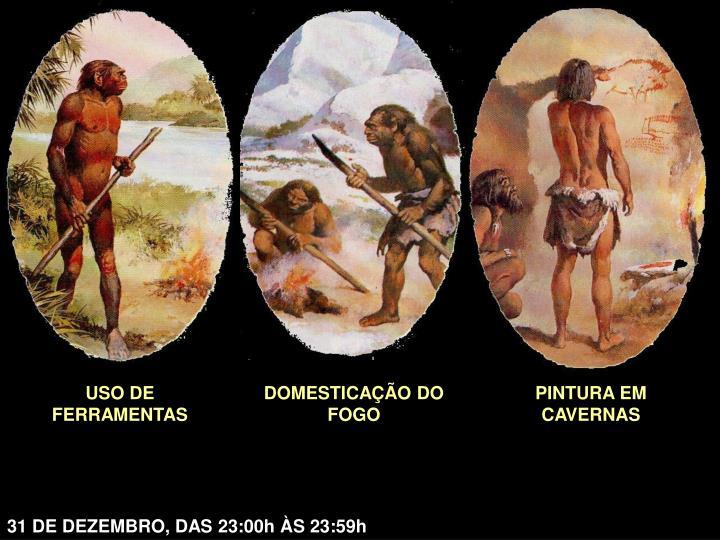 USO DE FERRAMENTAS