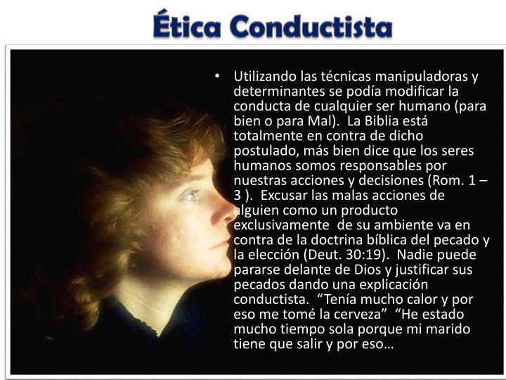 Ética Conductista