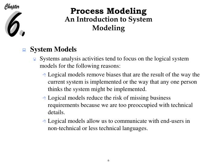 An Introduction to System Modeling