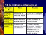 10 decisiones estrat gicas1