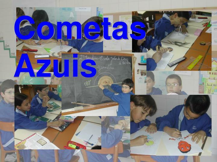 Cometas Azuis