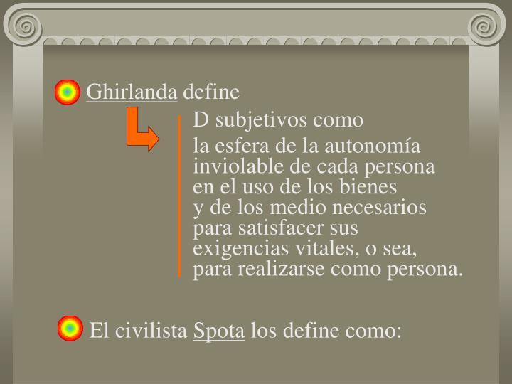 Ghirlanda