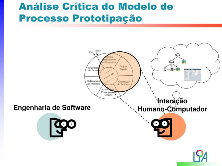 Análise Crítica do Modelo de Processo Prototipação