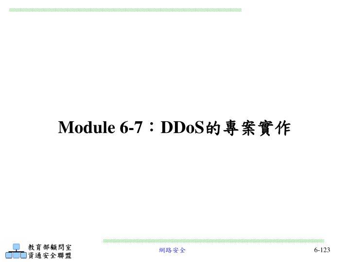 Module 6-7