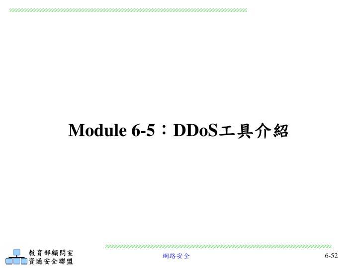 Module 6-5