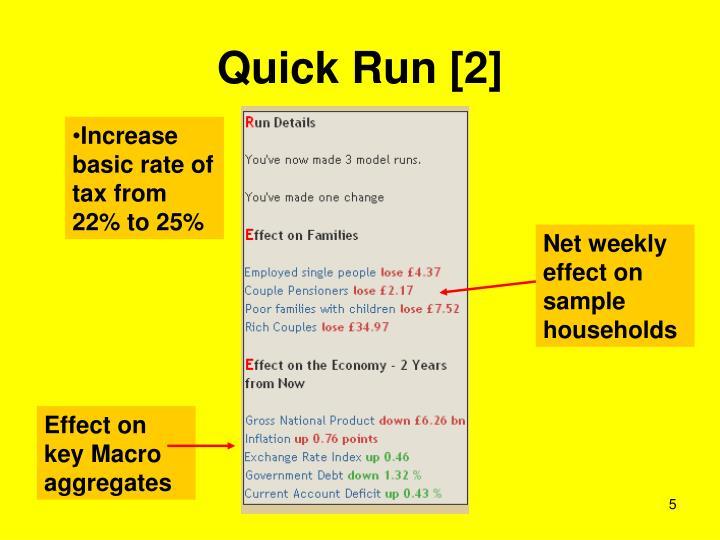 Quick Run [2]