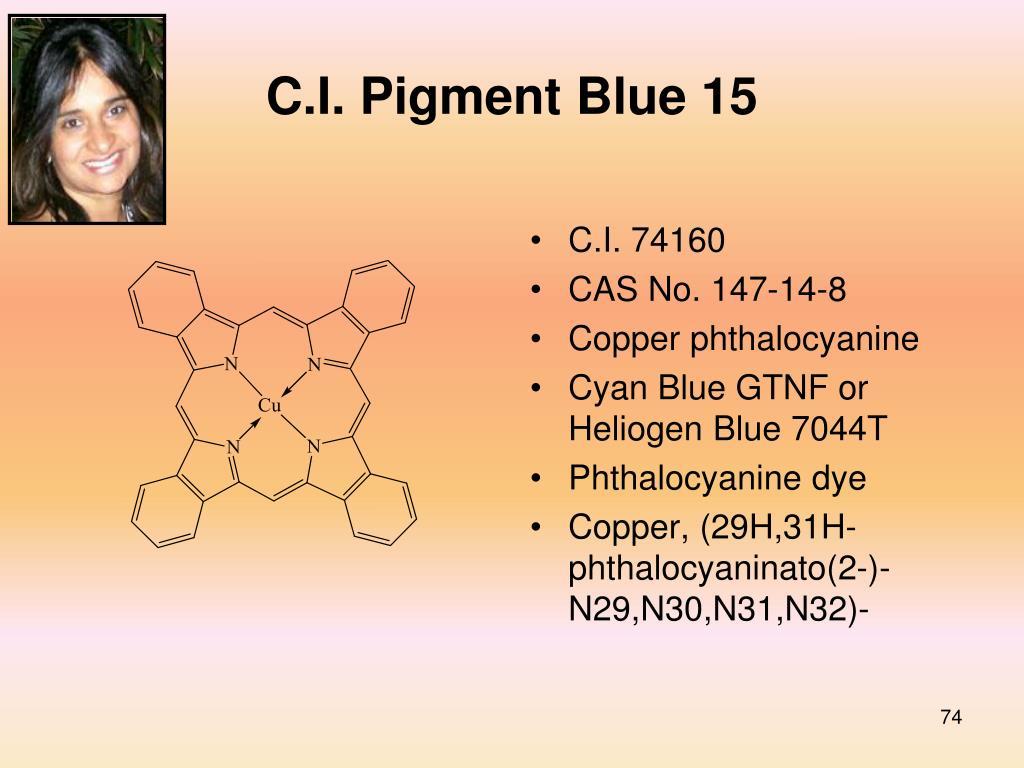 C.I. Pigment Blue 15