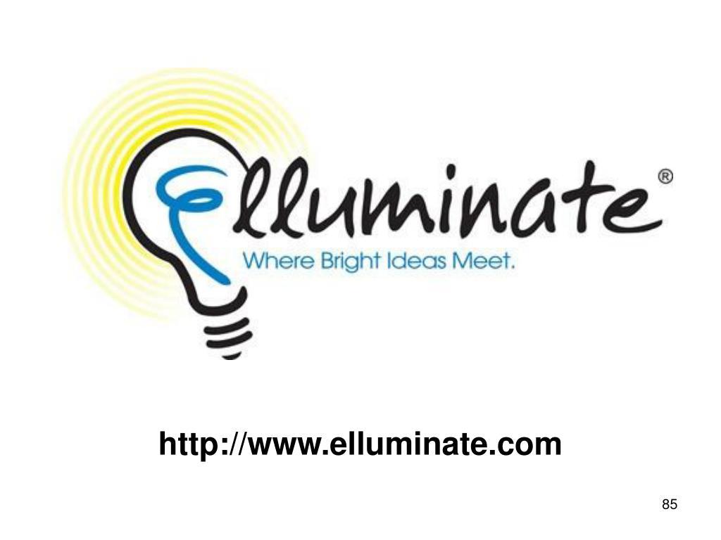 http://www.elluminate.com