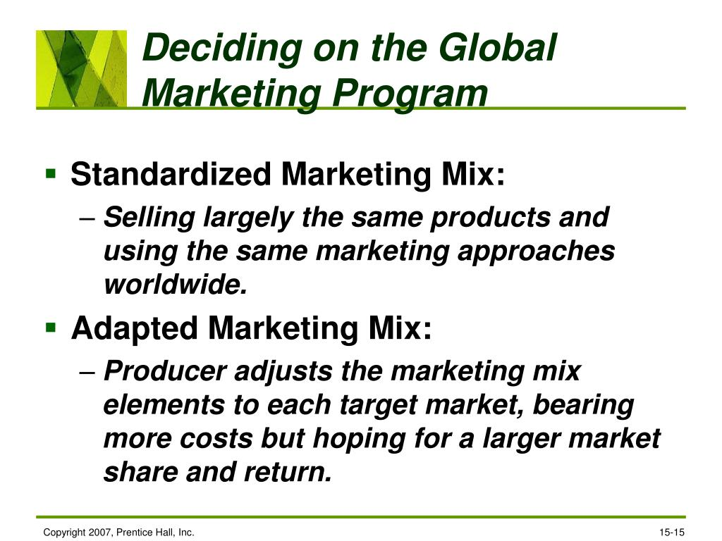 deciding on the marketing program In this article, we'll look at the segmentation, targeting and positioning (stp) model, an approach that you can use to identify your most valuable market segments, and then sell to them successfully with carefully targeted products and marketing.