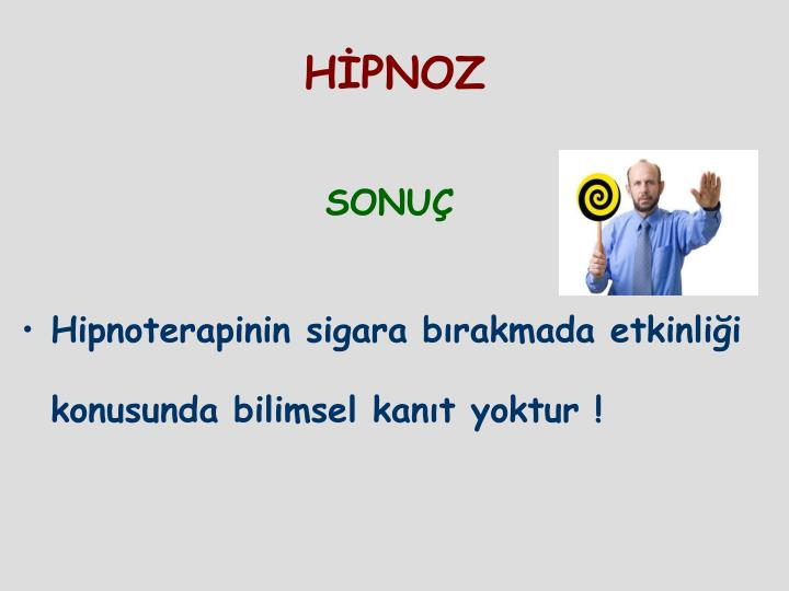 HİPNOZ