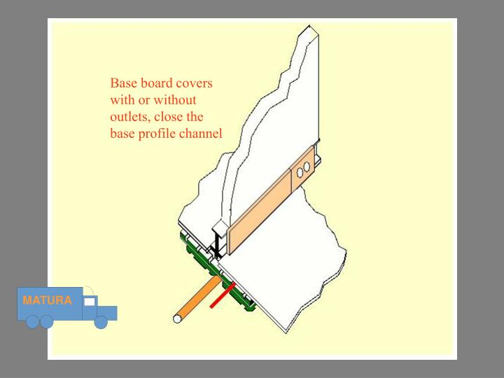 Base board covers