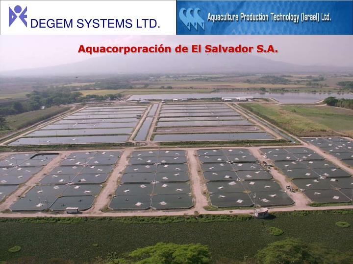 Aquacorporación de El Salvador S.A.