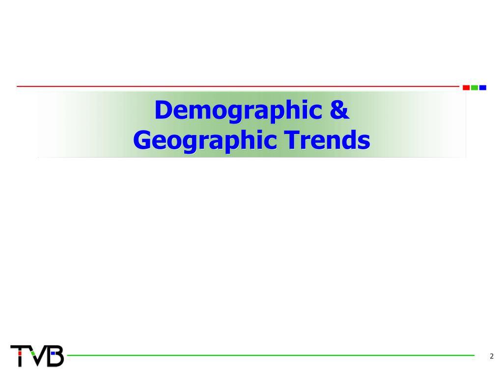 Demographic &