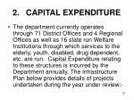 2 capital expenditure