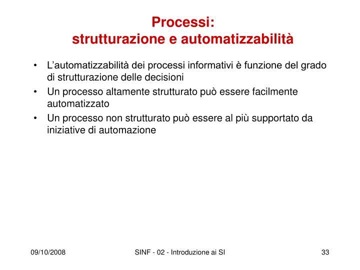 Processi: