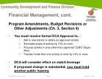 financial management cont5