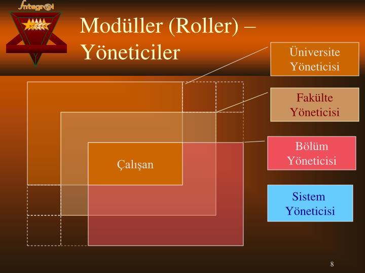Modüller (Roller) –