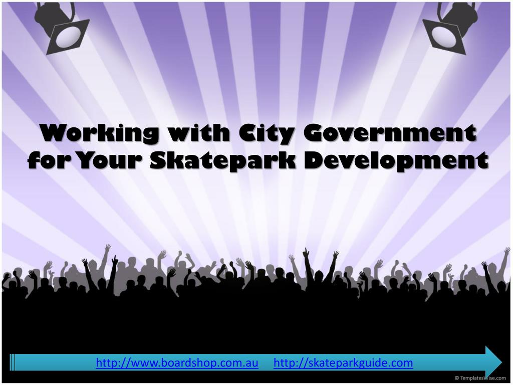 Working with City Government for Your