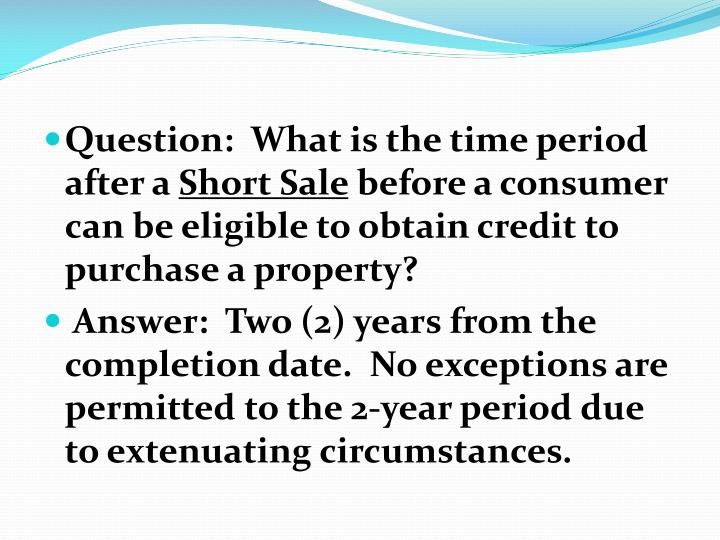 Question:  What is the time period after a