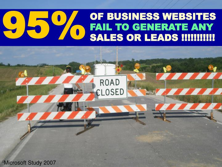 OF BUSINESS WEBSITES