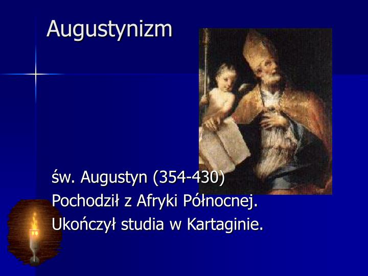 Augustynizm