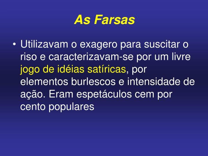 As Farsas