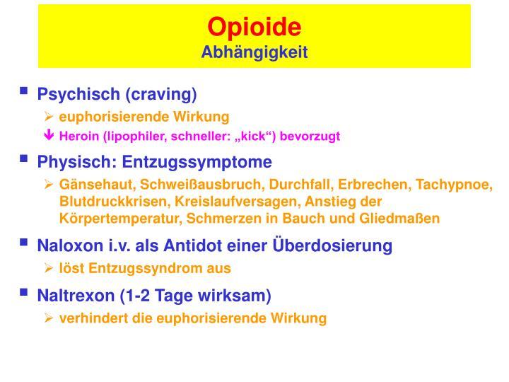 Opioide